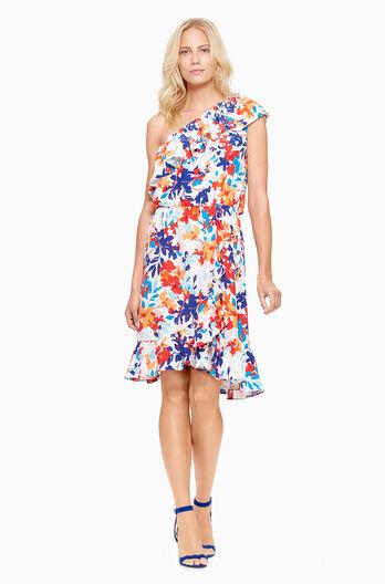 Beverly One-Shoulder Dress