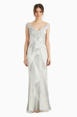 Lynn Dress - White
