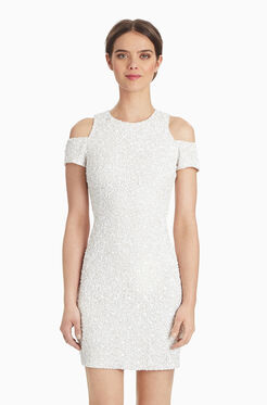 Marcie Dress - White