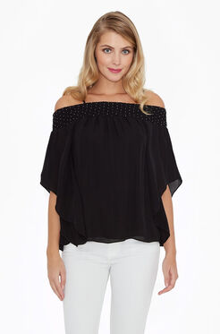 Meilani Blouse - Black