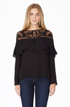 Harvey Blouse - Black