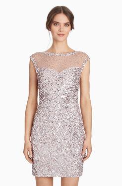 Montclair Dress - Lilac
