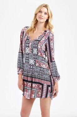 Lacey Dress - Corsica