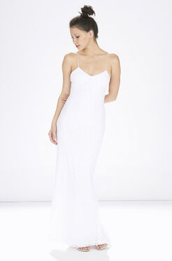 Dawn Dress - White