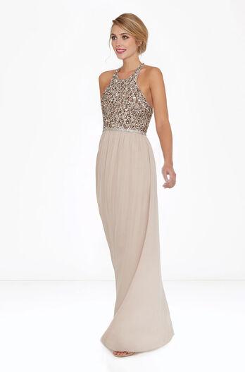 Cassey Dress - Blush