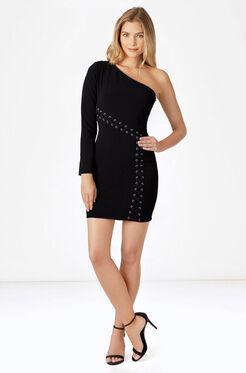 Davita Dress - Black