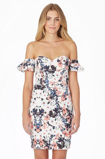 Savina Dress - Wisteria