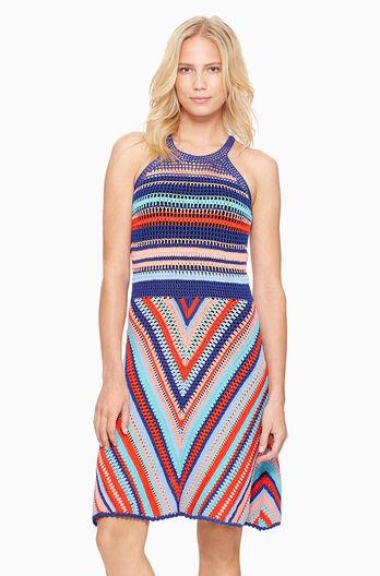 Viola Knit Dress - Multi