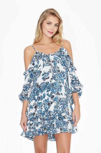 Aidrian Dress - Bluebonnet