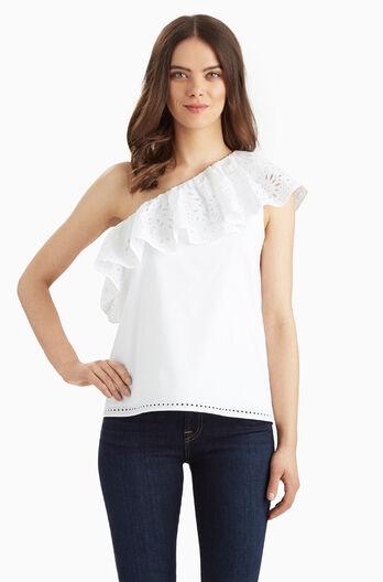 Maple Top - White