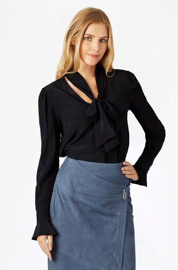 Brielle Blouse - Black
