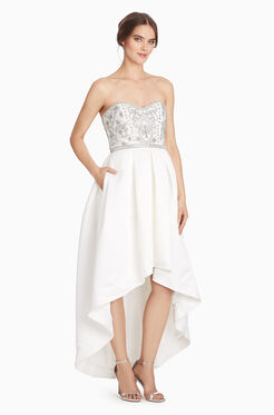 Roxanne Dress - Silver