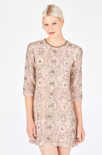 Petra Dress - Blush