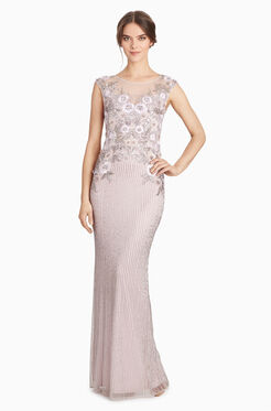 Allie Dress - Lilac