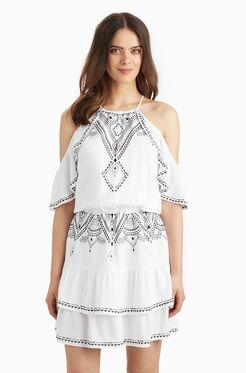 Tuscany Dress - White