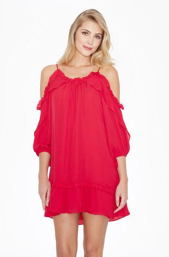 Aidrian Dress - Rosy