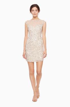 Montclair Dress - Nude