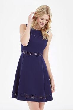 Breslin Dress - Aquarius
