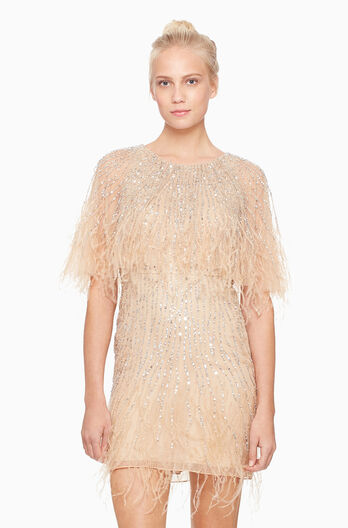 Kendra Dress - Sand