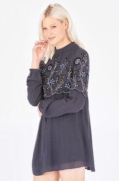 Sadie Dress - Polar