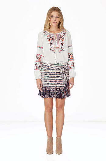 Annamarie Skirt - Multi