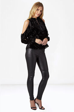 Marjorie Blouse - Black