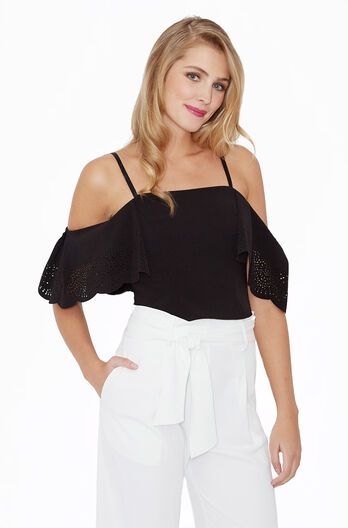 Maybel Top - Black
