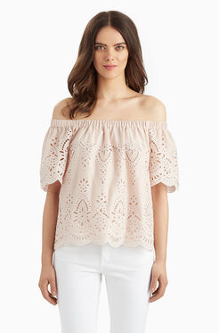Carolina Top - Blush