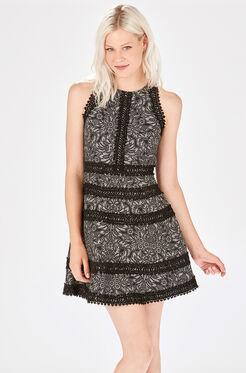 Garnet Dress - Black