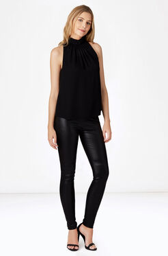 Karmela Top - Black