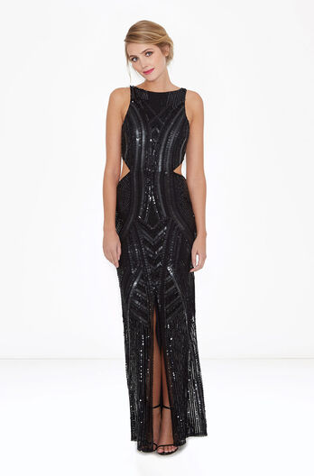 Paulina Dress - Black