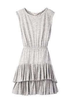Linen Jersey Dress