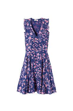 Sleeveless Kyoto Floral Dress