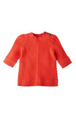 La Vie Cotton Merino Pullover