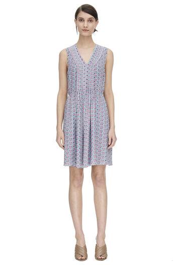 Sleeveless Amanda V-Neck Dress