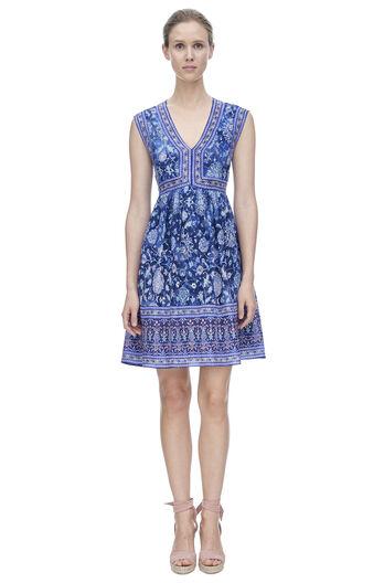 Sleeveless Dreamweaver V-Neck Dress