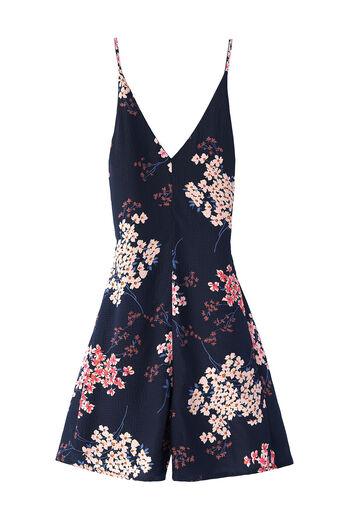 Phlox Floral Jumpsuit