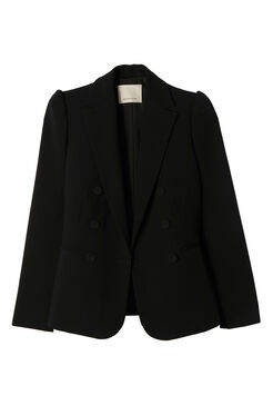 Double Breasted Suiting Blazer