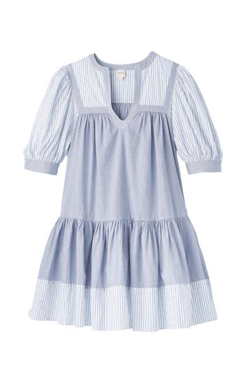 La Vie Mixed Stripe Dress
