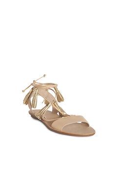 Loeffler Randall Saffron Tassel Sandal