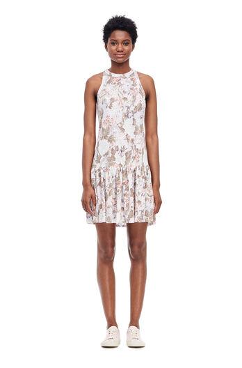Penelope Jersey Dress - Sly Blue Combo