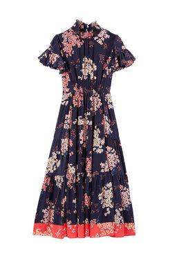 Phlox Midi Dress