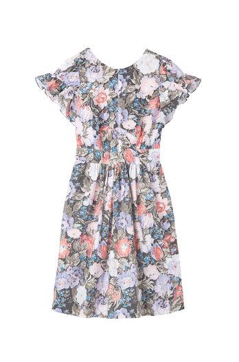 Penelope Ruffle Dress