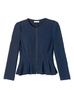 Boucle Tweed Jacket