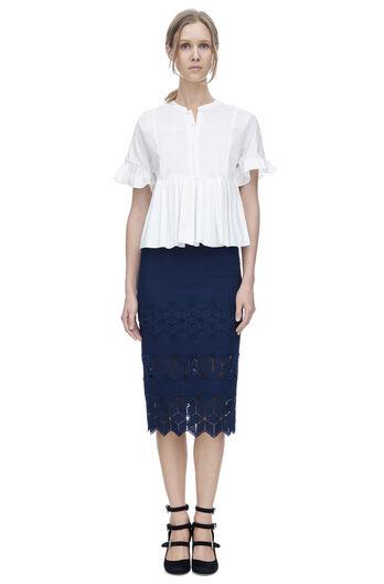 Diamond Lace Skirt
