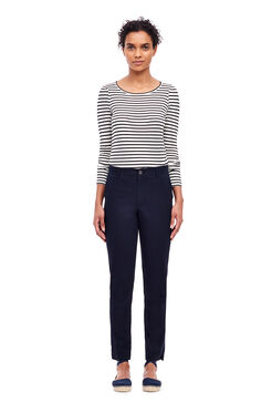 La Vie Edith Trousers - Navy
