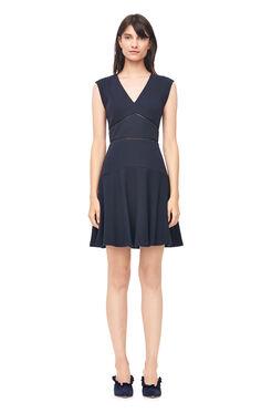 Taylor Dress - Navy