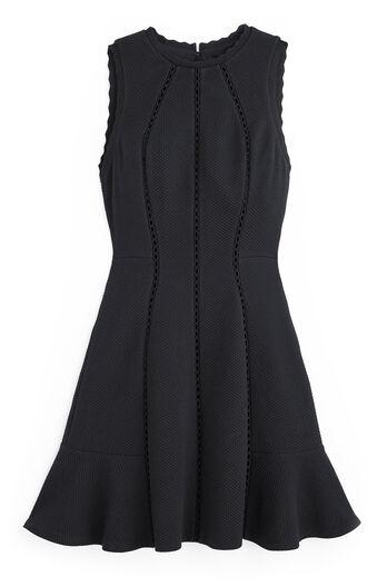 Diamond Texture Dress