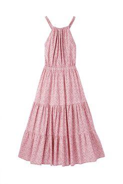La Vie Meadow Floral Dress