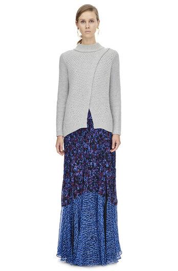 Bouquet Rhapsody Maxi Skirt